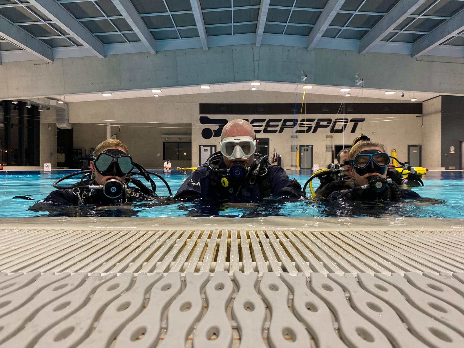 AVATAR Demo Days w basenie Deepspot
